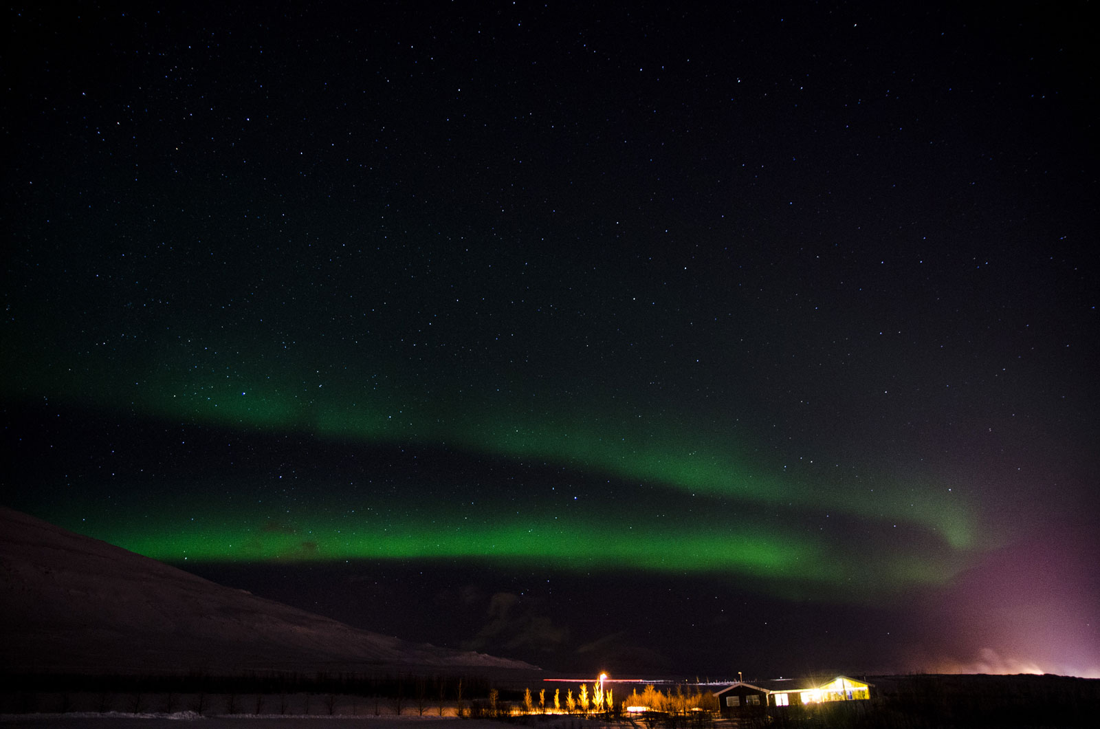 The Northen Lights