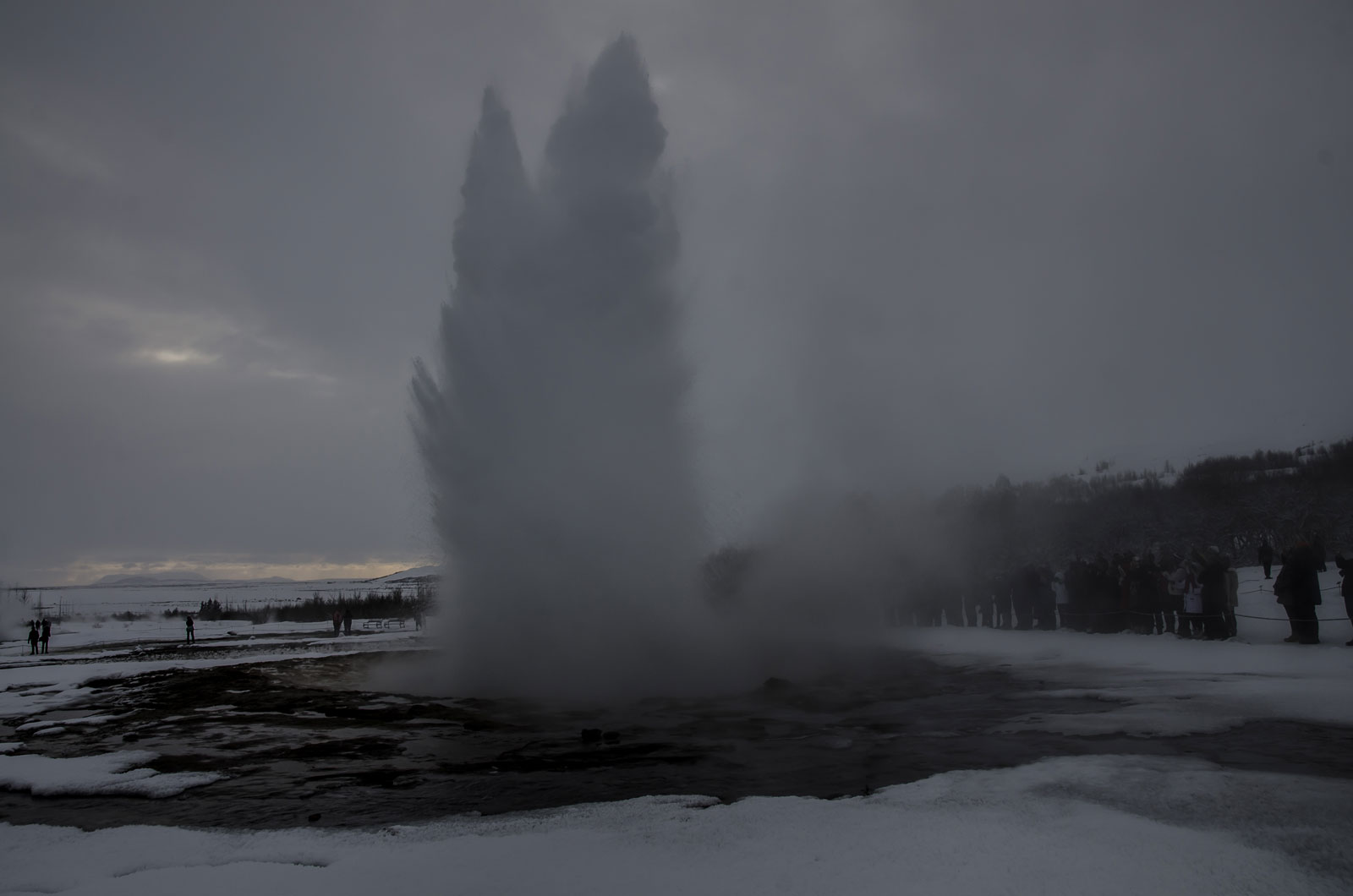 Stokkur The Geyser